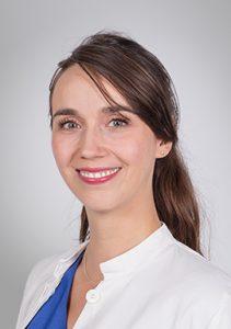 Dr. med. Anja Martschick, Fachärztin für Geburtshilfe und Gynäkologie