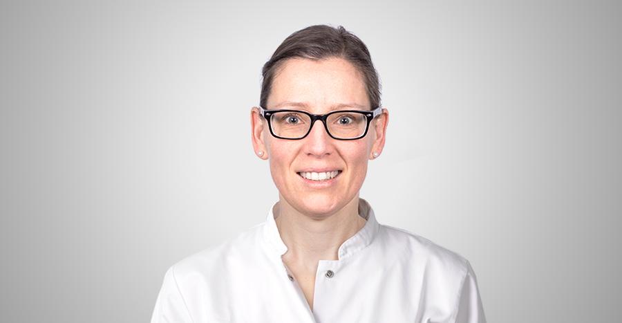 Katharina Ramos, Fachärztin für Gynäkologie und Geburtshilfe